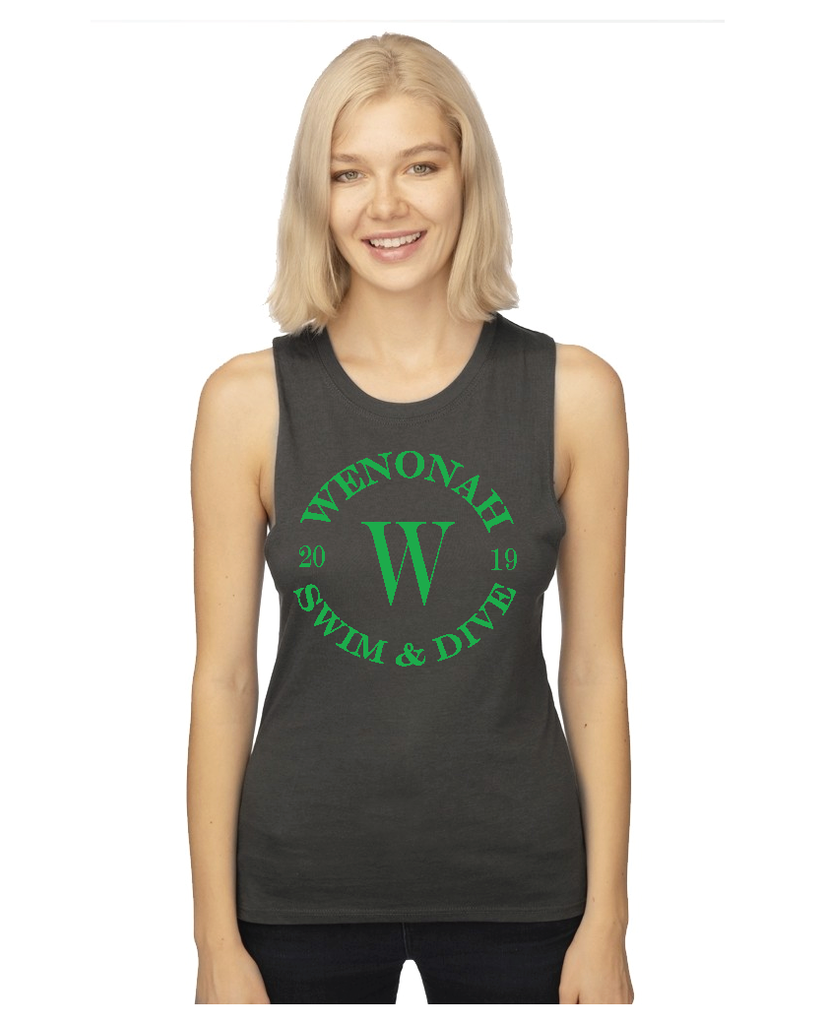 Wenonah Female Muscle Tank top