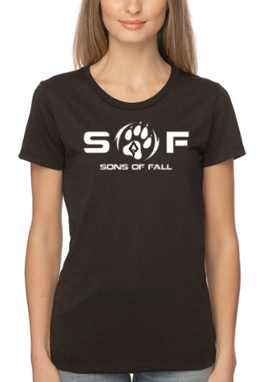 Women's SONS of FALL Hemp Logo Tee