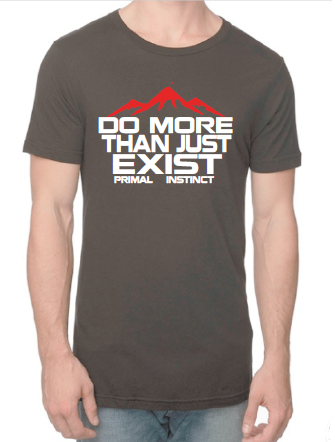 Men's Do more- Tee