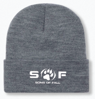 SONS of FALL Recycled Plastic Beanie