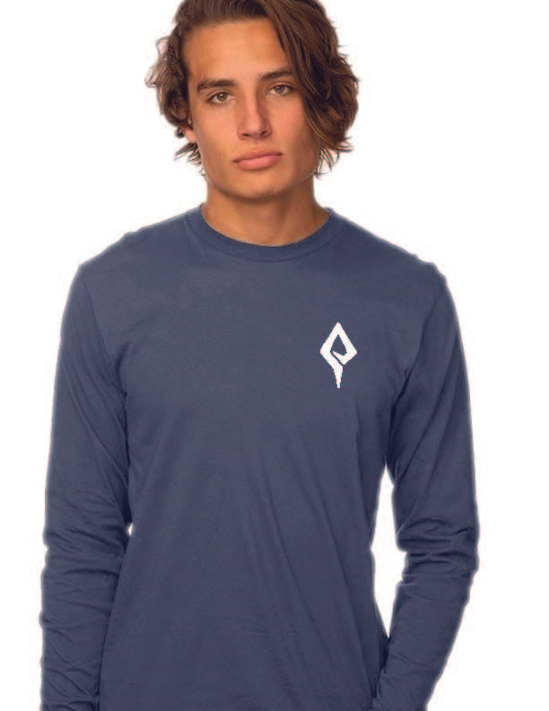 Mens Long Sleeve T - shirt