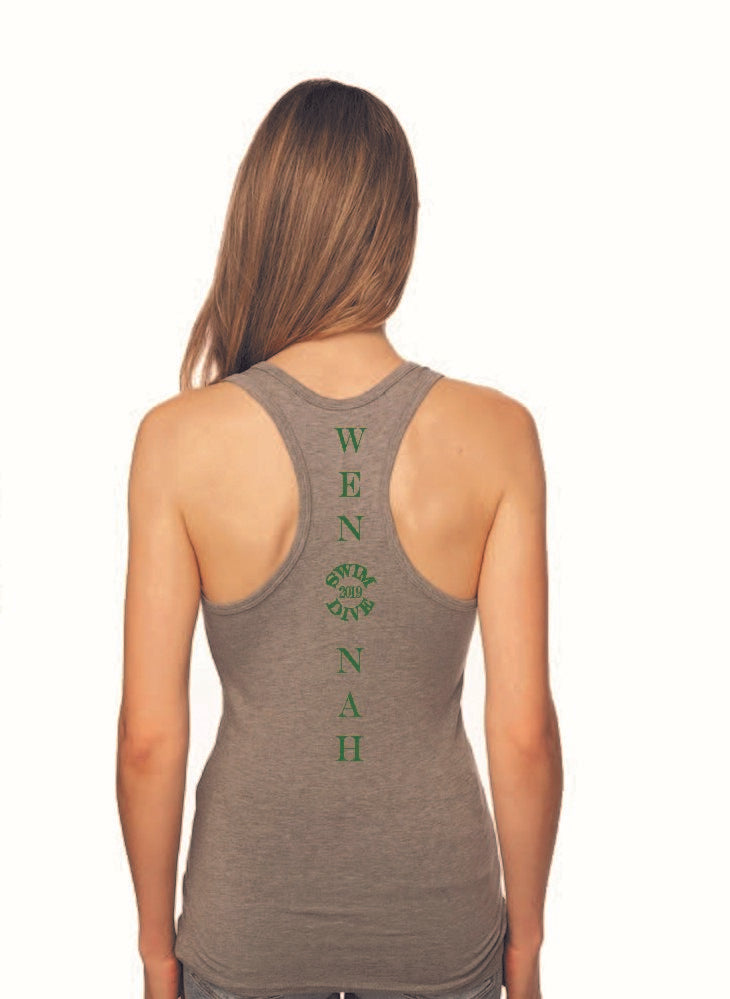 Wenonah Female Racer tank top