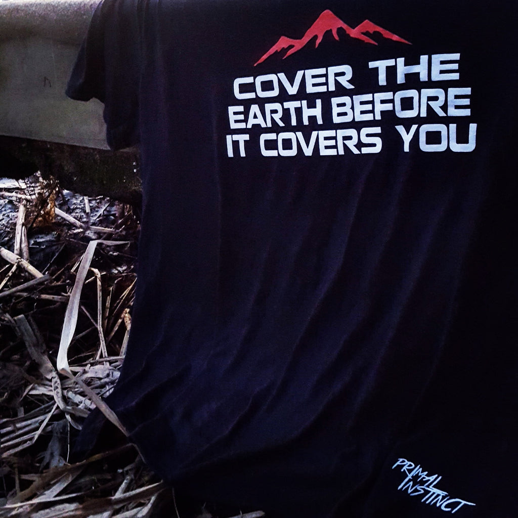 Women's Cover the earth- Tee