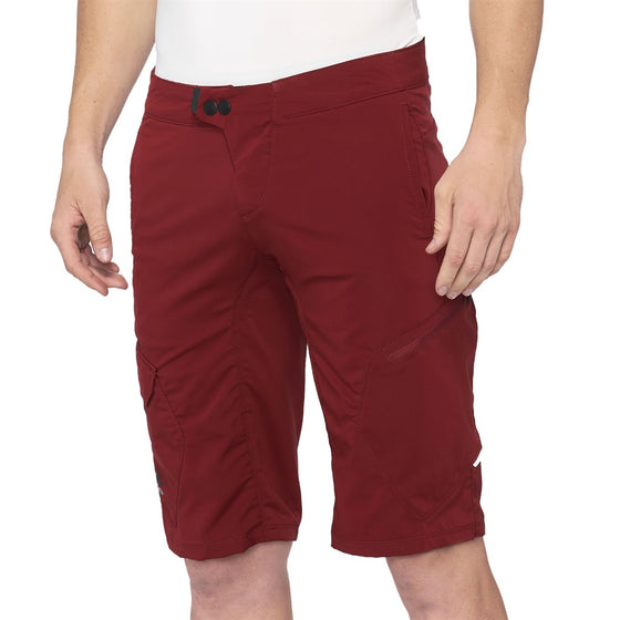 100% Men's Airmatic Shorts