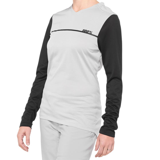 100% RIDECAMP Women's Long Sleeve Jersey