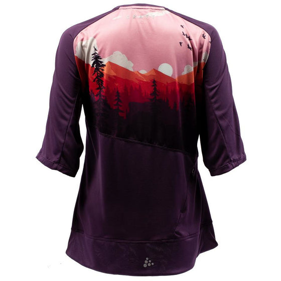 Craft Wild Ride Women's MTB Jersey