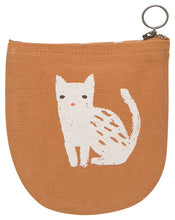 Load image into Gallery viewer, Half Moon Pouch - Cat