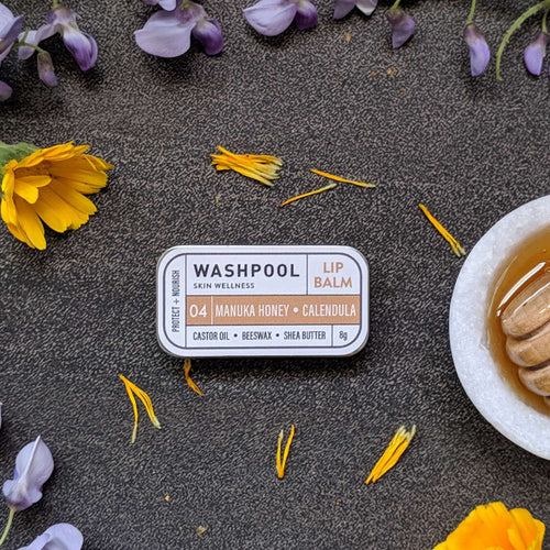 Manuka Honey & Calendula Lip Balm