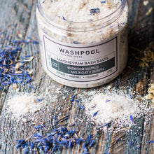Load image into Gallery viewer, Lavender · Chamomile · Cedarwood - Magnesium Bath Salts