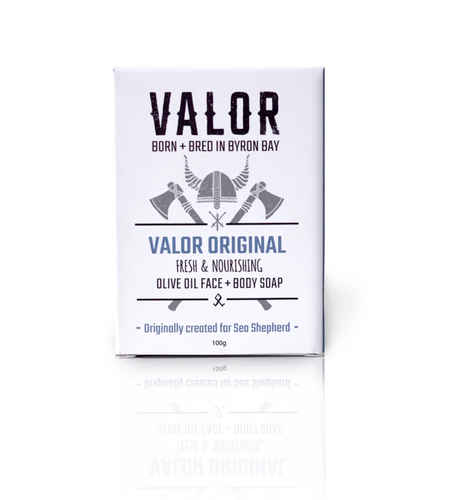Valor Soap (original)