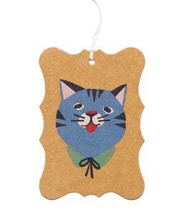 Ask Alice Gift Tag - Cat