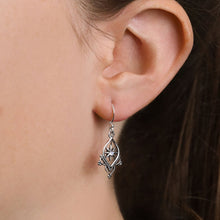 Load image into Gallery viewer, Astral Temple Moonstone Earrings