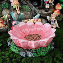 Load image into Gallery viewer, Fairy Garden Flower Bath Tub