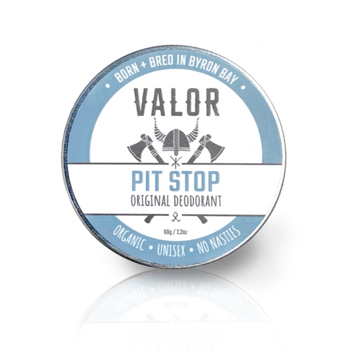 Pit Stop Natural Deodorant Paste (original)