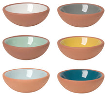 Load image into Gallery viewer, Terracotta Pinch Bowls