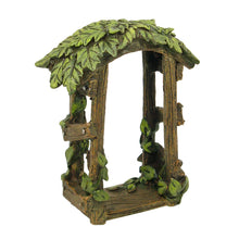 Load image into Gallery viewer, Fairy Garden Leafy Arbour