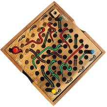 Load image into Gallery viewer, Snakes and Ladders - Travel Size