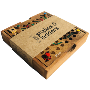 Snakes and Ladders - Travel Size