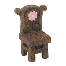 Load image into Gallery viewer, Fairy Garden Chair - mini