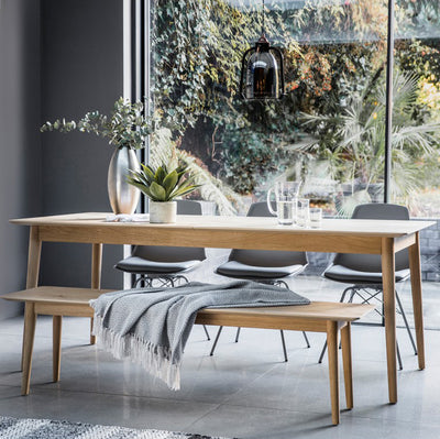 Amsterdam Extension Dining Table