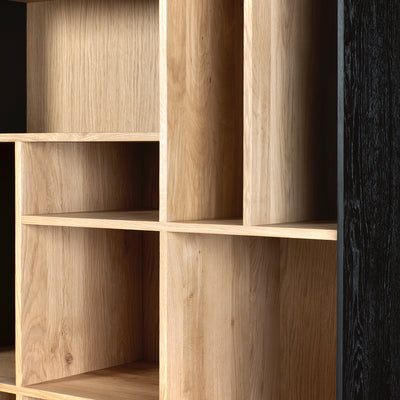 Blackbird Bookshelf | Oak