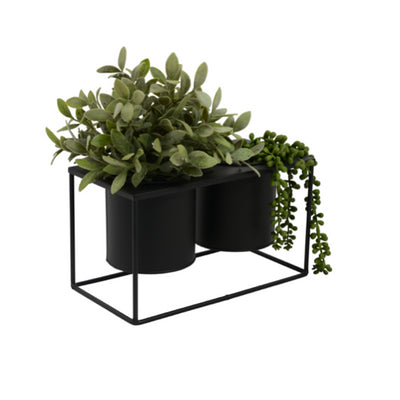 Ace Double Plant Stand