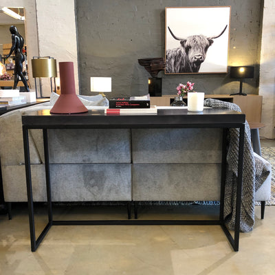 Acton Concrete Console Table