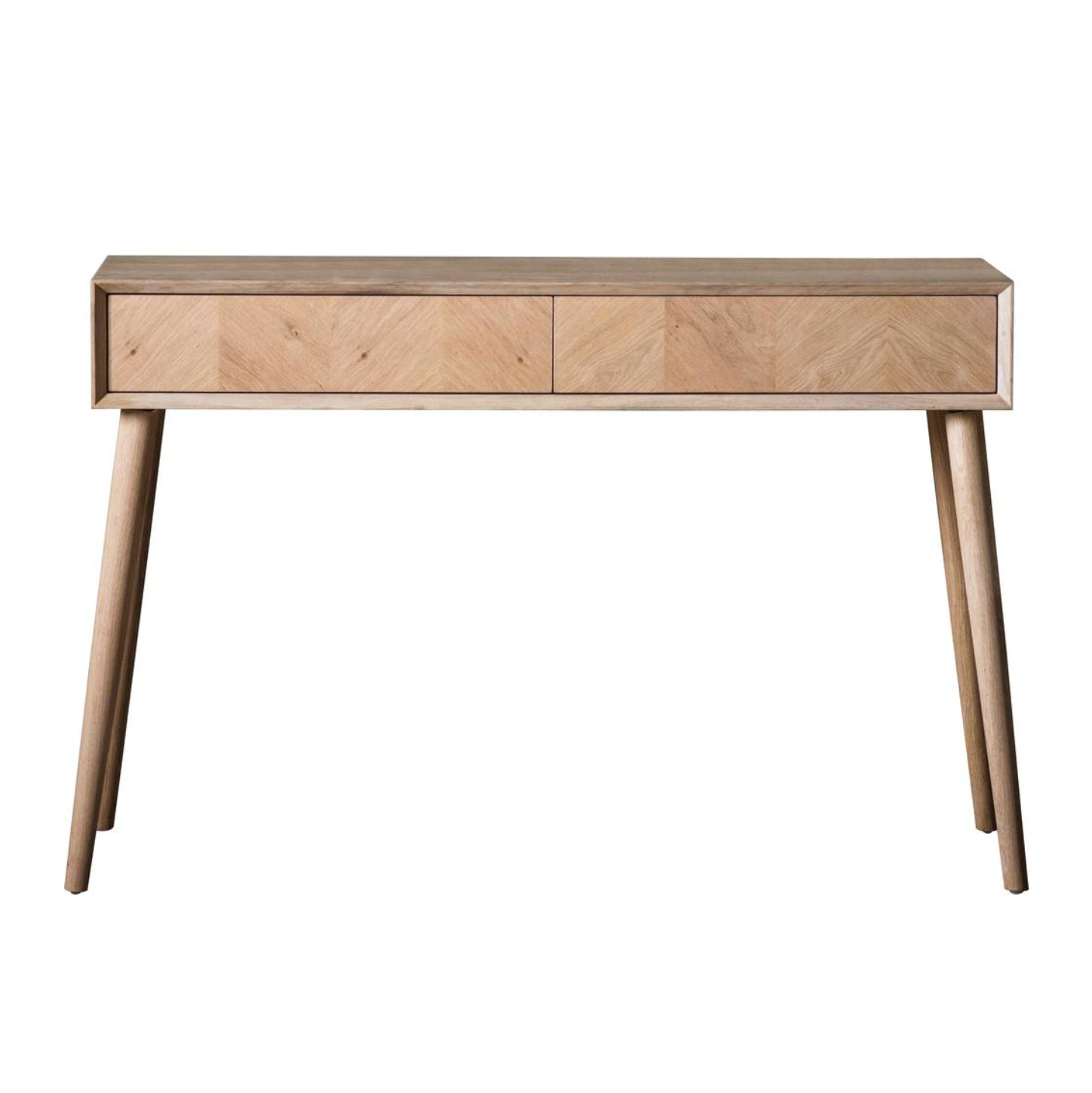 Amsterdam Two Drawer Console Table