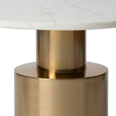 Aria Marble Side Table