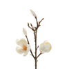 Artificial Tall Magnolia Branch
