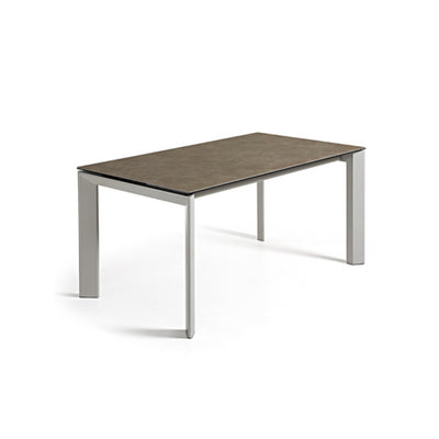 Atlas Extension Dining Table - Grey