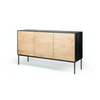 Blackbird Buffet 3 Door | Oak