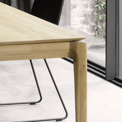 Bok Extension Dining Table | Oak