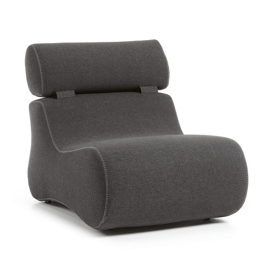Bubble Armchair | Charcoal
