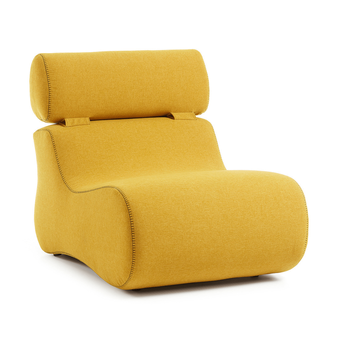 Bubble Armchair | Mustard