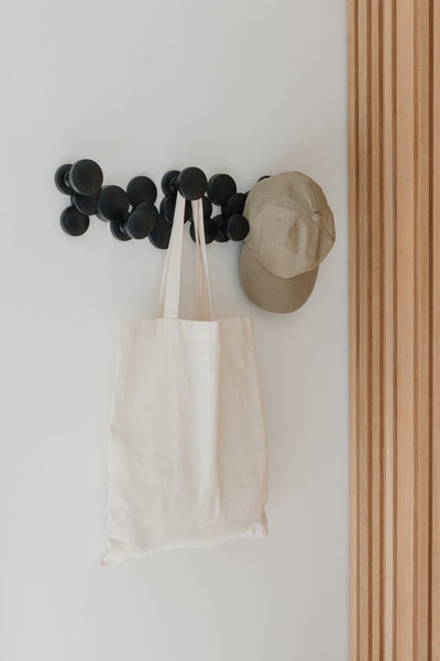 Bubble Wall Hooks | Black