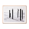 Coastal Pillars Photographic Print