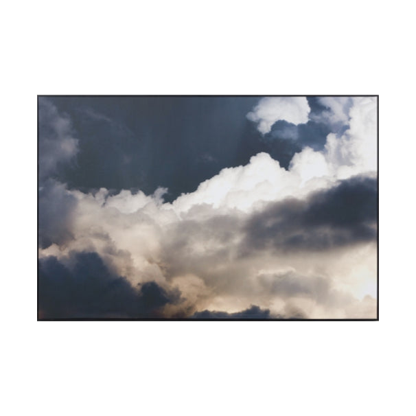 Clouds Midnight Photographic Print
