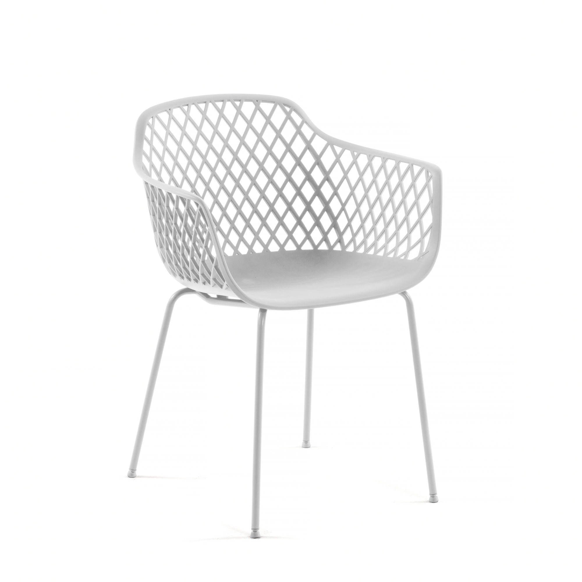 Collins Patio Chair | White