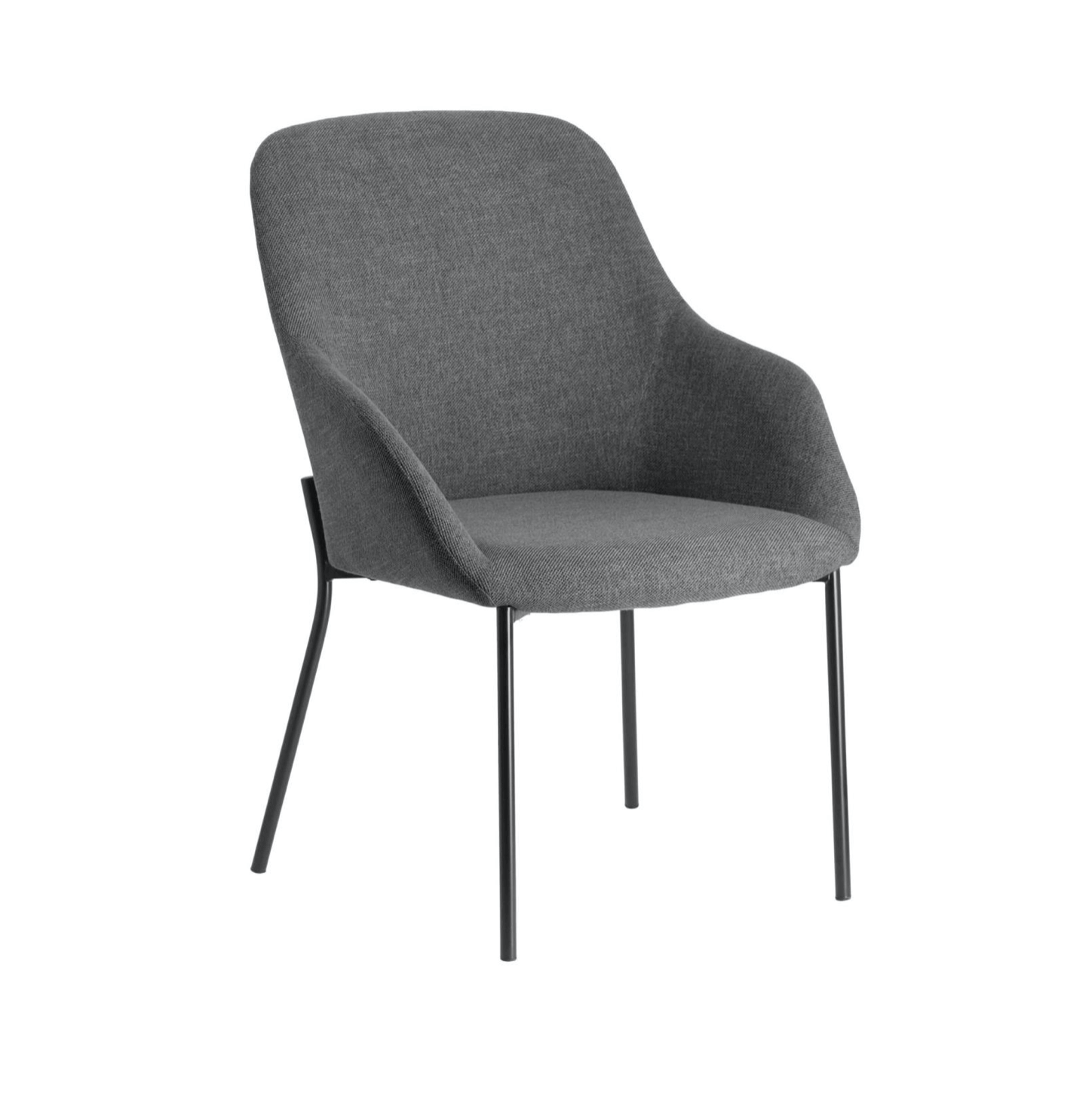 Cossi Dining Chair | Titanium Grey