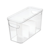 Crisp Divided Storage Container | LGE