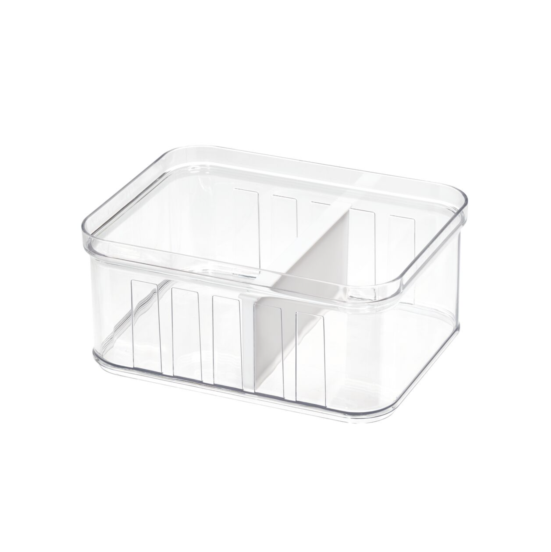 Crisp Divided Storage Container | SML