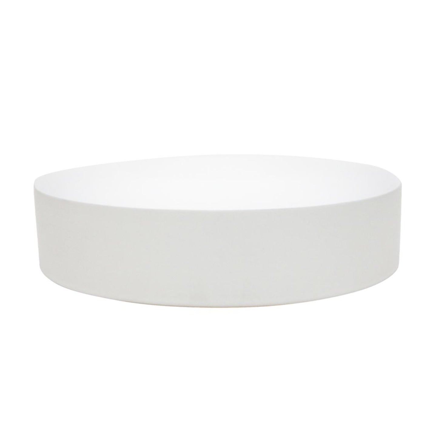 Dip Ceramic Fruit Bowl | White