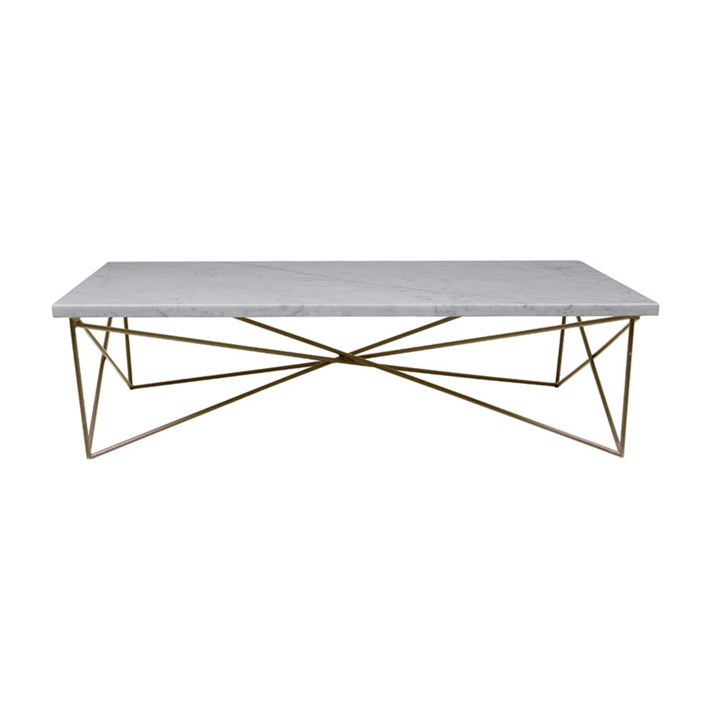 Criss Cross Coffee Table.Elle Criss Cross Coffee Table
