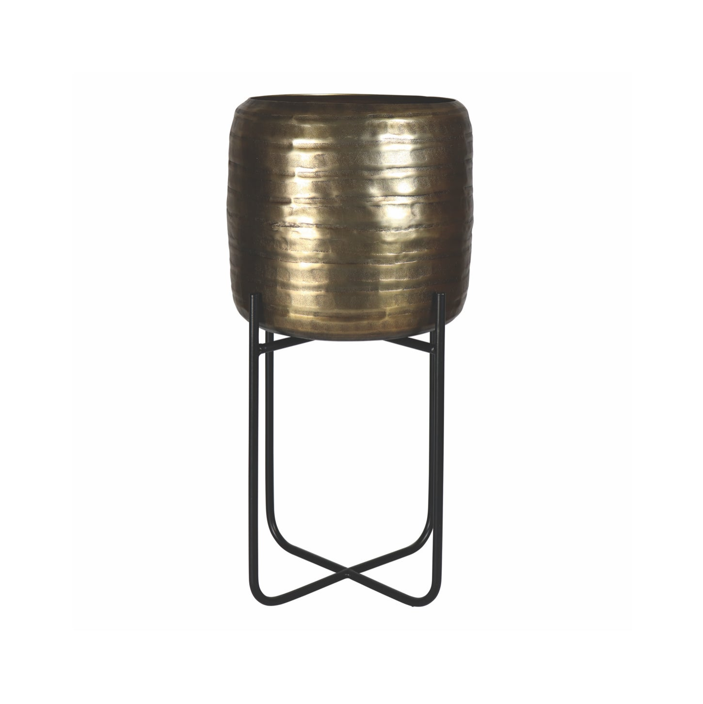 Empire Gold Planter Stand