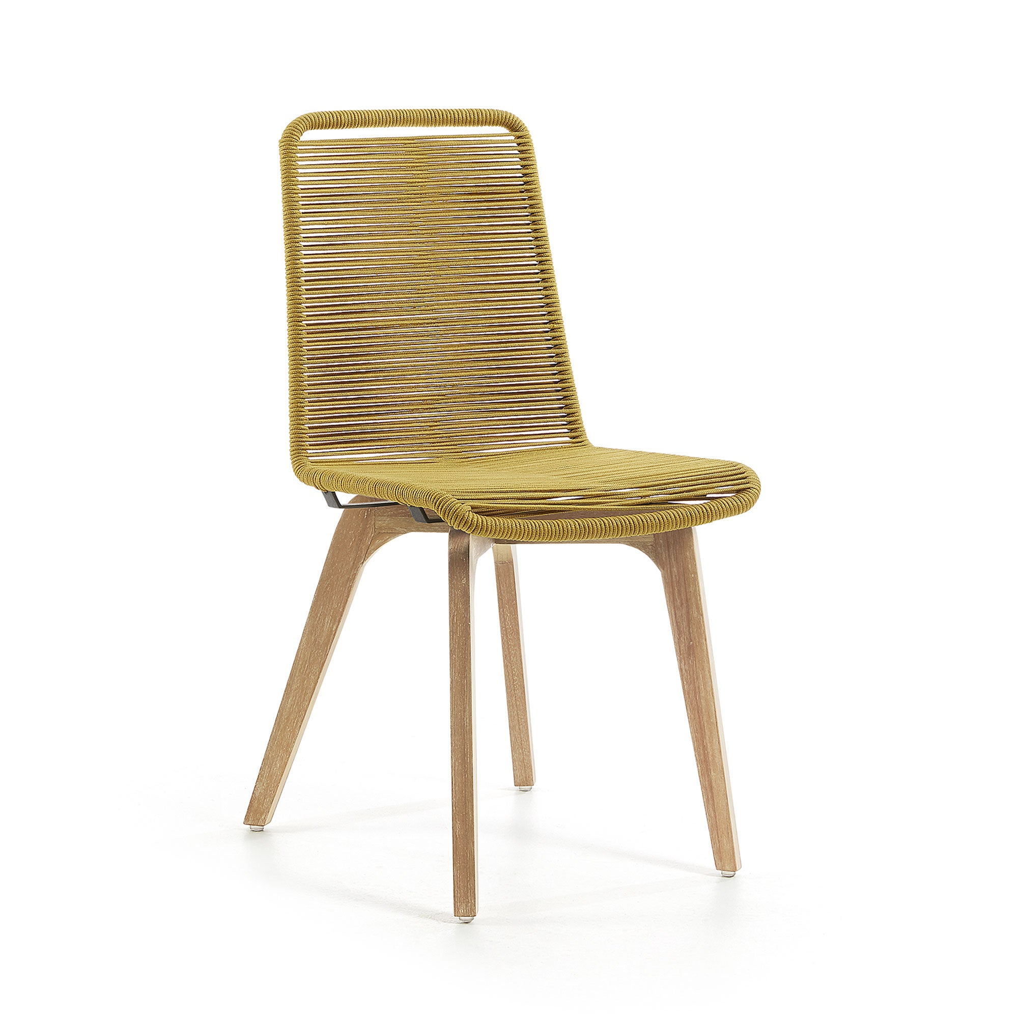 Endo Patio Chair | Mustard