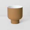 FL19 Planter Pot | Ochre