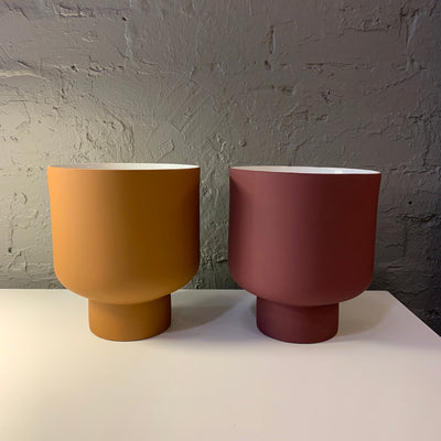 FL19 Planter Pot | Wine