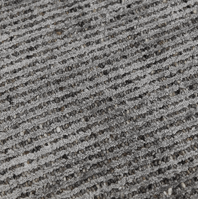 Garcia Wool Rug | Fudge
