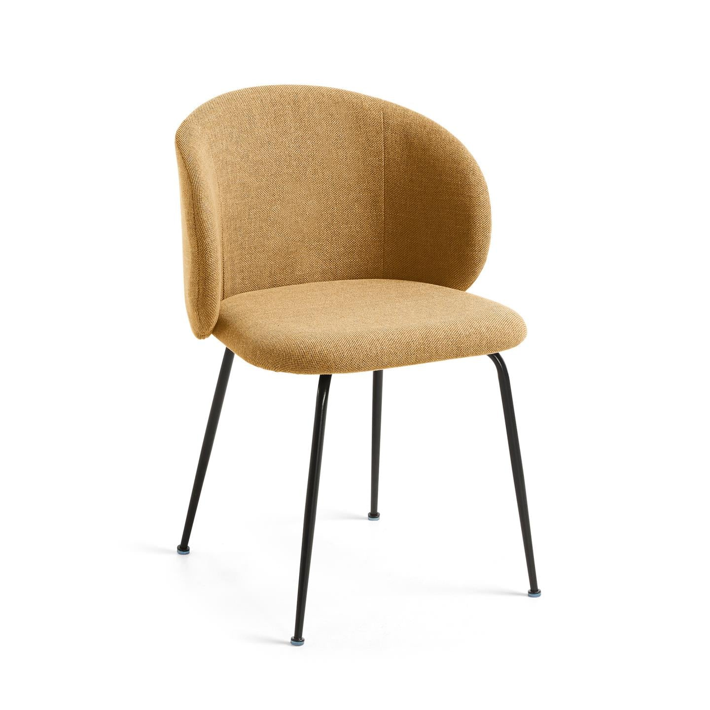 Hala Dining Chair | Mustard
